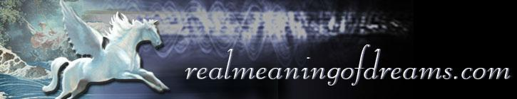 logo for realmeaningofdreams.com